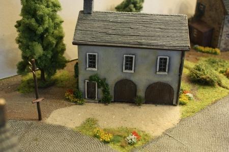 Werkstatt aus Keramik - ursprünglich AMS-Miniaturen