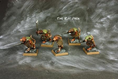 Klanratten - The Rat Pack