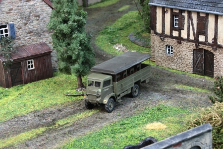 Winter's Black Bull - 11th Armoured Division - Seite 2 Bedford_kl
