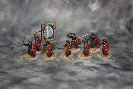 1. Kriegereinheit - Die Leibgarde Saladins