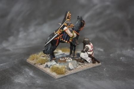 Ein Templer ergibt sich _ Mein Kriegsherr Saladin